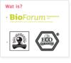 BioForum Biogarantie and Ecogarantie logo