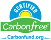 CarbonFree® Certified logo