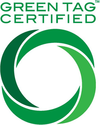 Global GreenTag Certified logo