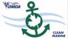 Clean Marine Green Leaf Eco-Rating Program logo
