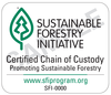 Sustainable Forestry Initiative (SFI) logo