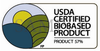 USDA Certified BioBased logo